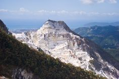 Quarry in Carrara, Italy by Alfred Weidinger— Fotopedia