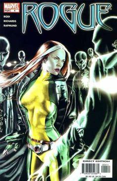Rogue Vol. 3 #4 (2005)
