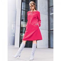 Robe sixties n°139 de Burda Style Octobre 2014