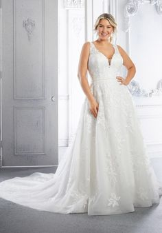 Plus Size Wedding Dresses: Julietta Collection | Morilee Plus Size Bridal Dresses, Bridal Wedding Dresses, Designer Wedding Dresses, Lace Ball Gowns, Tulle Ball Gown, Pageant Dresses, Quinceanera Dresses, Always And Forever Bridal, Older Bride Dresses