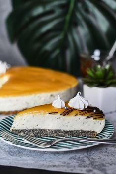 Citromos cheesecake mousse   Sütigolyó Mousse, Panna Cotta, Cheesecake, Food And Drink, Keto, Sweets, Baking, Ethnic Recipes, Cakes