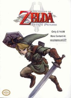 The Legend of Zelda: Twilight Princess (Prima Official Game Guides) « Library User Group