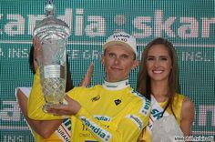 2014 tour-de-pologne photos stage-07 - 2014 Tour of Poland overall winner, Rafal Majka (Tinkoff - Saxo). First Polish winner since the race became a world tour event