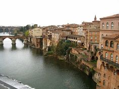 Albi, France, one of my favourite cities in France, great restaurants, shops and places to visit