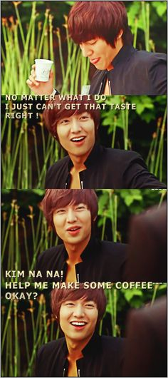 City Hunter Who could possibly say no to that face?? :D