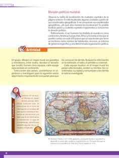 15 Ideas De Geografia Geografia Ciencias Sociales Paco El Chato