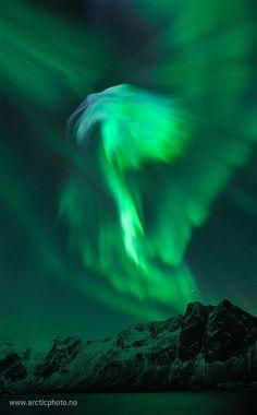 Aurora over Norway...
