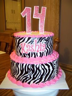 Zebra and Hot Pink