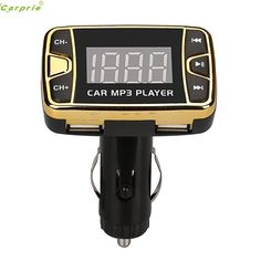 2.84$  Buy here - 2017 MP3 Player car-styling  FM Transmitter Wireless FM Transmitter Modulator Car Kit USB SD TF MMC LCD Remote Oct 18  7*   #buychinaproducts