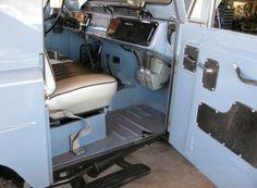 1969 Nissan Patrol 4x4 For Sale Interior