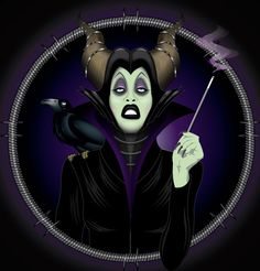 RuPaul's Drag Race featured one fierce drag queen, Sharon Needles.  And this Sharon Needles as Maleficent.