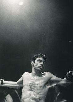 Robert De Niro in Raging Bull, 1980.