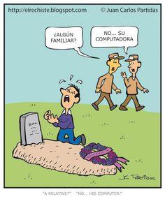 Llorando en la tumba