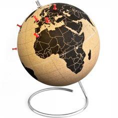 Gadget Cork Globe
