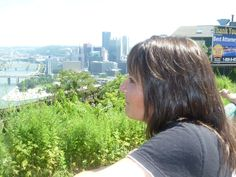 "Michelle (the epitome of the definition of ""Loner"") in Pittsburgh, PA, Summer 2012. Photography by Christian Schill. There are times when we need to be alone. Much of society does not u…"
