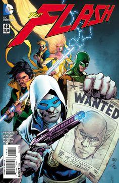 The Flash #48 - Public Enemy (Issue)