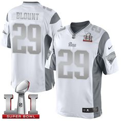 Nike Patriots Julian Edelman White Super Bowl LI 51 Men s Stitched NFL  Limited Platinum Jersey And Broncos Emmanuel Sanders 10 jersey 7ac4b01e0