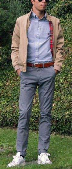 Read on to know about some simple and effective tips that can help you pull off a Harrington Jacket like a boss!