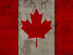 Canada Flag Wallpaper Photo ~ Jllsly
