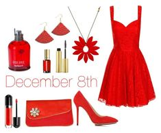 """December 8th"" by raspberry-cheesecake ❤ liked on Polyvore"