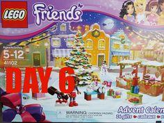 LEGO Friends 2015 Advent Calendar, set # 41102 Day 6