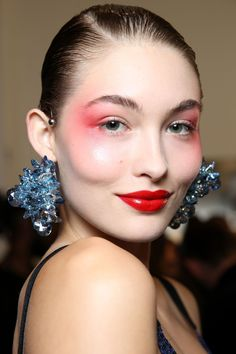 Kenzo I love blushed temples