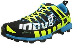Inov-8 X-Talon 212 Trail Unisex Running Shoe,Black/Yellow/Blue,12.5 M/14 W * To view further for this item, visit the image link.