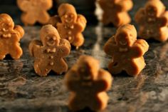Right next to candy canes, peppermint sticks and sugar plums, there's always one special treat in pictures of Christmas desserts: gingerbread men! There's something about the particular combination of sweet and spicy that makes the classic cookie...