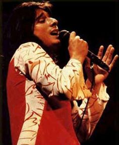 "Steve Perry (born Stephen Ray Perry, January 22, 1949 in Hanford, California) is a Portuguese-American singer and songwriter best known as the lead vocalist of the rock band Journey. He is sometimes called ""The Voice""."