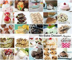 No-Bake Dessert Recipes - The Idea Room
