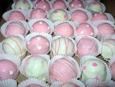 cake balls @Shelly Figueroa Spriggs