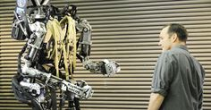 Powered Exoskeleton! A wearable mobile machine that allow for limb movement, increasing strength and endurance.