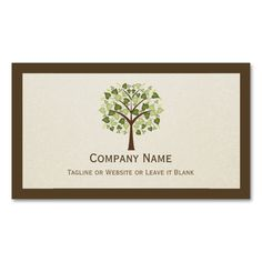 1447 best elegant tree business cards images on pinterest business classy tree of hearts simple clean stylish business card colourmoves