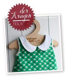 Hamburger Liebe: Tutorial Tuesday: Kleines Kragenlatein Teil 6, der Bubikragen