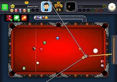 Download 8 Ball Pool Line Hack PC Free Game Cool Games Online, Play Online, All Games, Free Games, Snowball Fight Game, Pool Coins, Pool Hacks, Game Background, Fighting Games