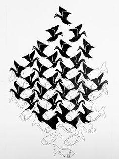 Wood Carving Art, Wood Carvings, Mc Escher Art, Tessellation Art, Negative Space Art, Rockabilly Art, Drums Art, Chinese Dragon Tattoos, Graffiti