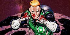 Guy Gardner in Hal Jordan and the Green Lantern Corps #3