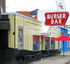 Burger Bar, Bristol, VA