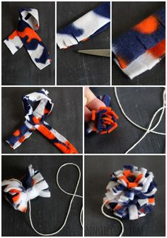 Sew Toy These no-sew cat toys are incredibly easy to make - no matter your skill level with DIY projects! - You'll only need 3 things to put these DIY no-sew cat toys together! They are SO SO easy to make and your cat(s) will love them! Homemade Cat Toys, Diy Dog Toys, Diy Toys For Cats, Diy Animal Toys, Cool Cat Toys, Cat Crafts, Sewing Crafts, Sewing Toys, Diy Pour Chien