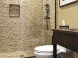 casual luxury - contemporary - bathroom - toronto - by BiglarKinyan Design Partnership Inc.