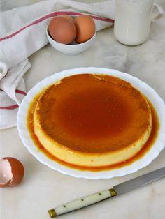 Cuuking! Recetas de cocina: Flan de queso ¡Fácil y delicioso!