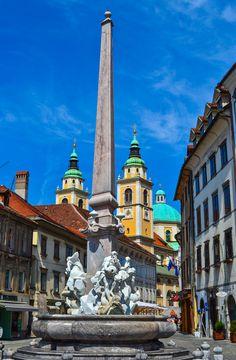 2 day guide to Ljubljana, Slovenia