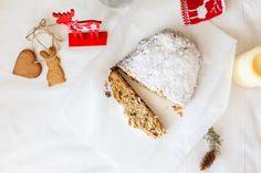 Готовим вместе: штоллен Christmas In Ukraine, Stollen, Dessert, Napkin Rings, Feta, Camembert Cheese, Napkins, Decor, Kuchen