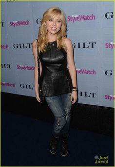 Jennette Mccurdy Photos Actress Jennette Mccurdy Attends People Stylewatch Denim Awards Presented By Gilt At Palihouse On September 2013 In West Hollywood