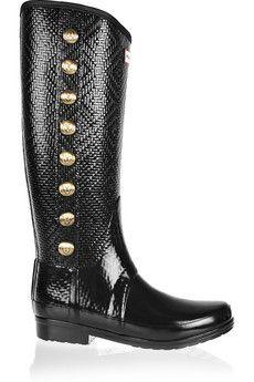 Hunter Regent Grosvenor boots