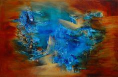 """Avatar"" - Paula Barbella - Oleo sobre tela - 80 x 120 cm www.esencialismo.com"
