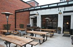 Best Patios in DC