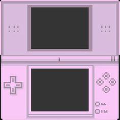 gif nintendo pixel art pixel pixels t nintendo ds idk? i just Aesthetic Gif, Aesthetic Backgrounds, Pink Aesthetic, Aesthetic Wallpapers, Vaporwave, Frame Template, Templates, Pixel Art Gif, Png Transparent