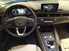 2017 Audi A4 - interior 1