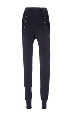 Knit Axton Pant by Isabel Marant for Preorder on Moda Operandi